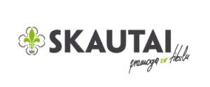 Skautai_logo