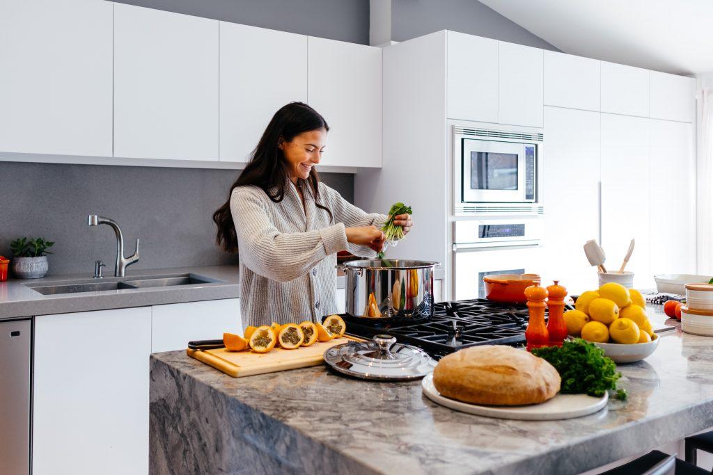 Sveiko maisto gaminimo paskaitos ir dirbtuvės